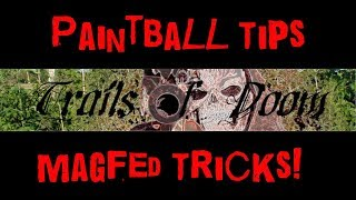 Paintball Tips #1 By Trails of Doom Magfed extra shots trick Tippmann TCR Tipx TMC