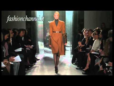 Donna Karan F/W 2009 - youtube