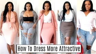 Try-On Haul | How To Dress More Attractive | Curvy, Plussize, Fat Girls