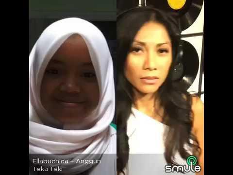 download lagu KOTAK Ft Anggun TEKA TEKI.. Sumpah!! SUARA BALING BALING BAMBU dibuatnya gratis
