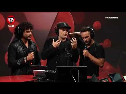 Max Pezzali, Nek, Francesco Renga: Intervista (RTL 102.5)