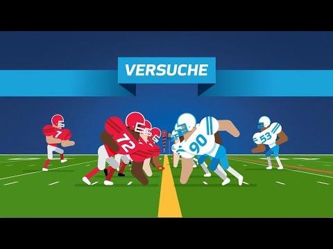 Die Grundregeln Des American Footballs | NFL
