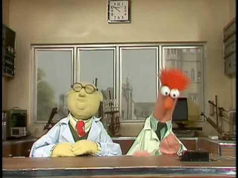 The Muppet Show: Muppet Labs - Shrinking Pills - YouTube
