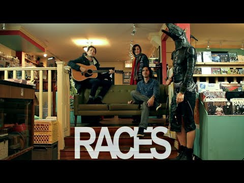 RACES - Lies - Green Couch Session