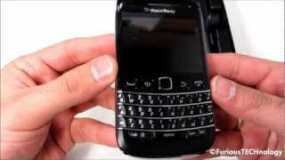 Unboxing Blackberry Bold 9790 - HD