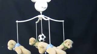 Hanging music box for babies series