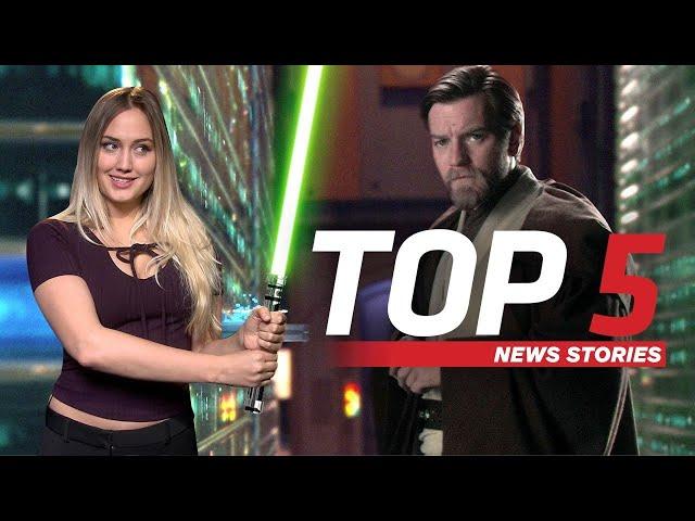 Star Wars Obi-Wan Standalone Eyes Director - IGN Daily Fix