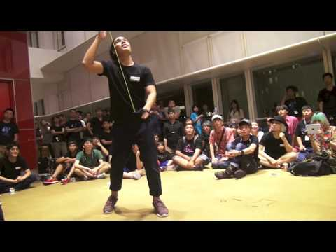 FINGERSP.IN:After Party Battle & Handshake - ASIA PACIFIC YO-YO CHAMPIONSHIPS 2014