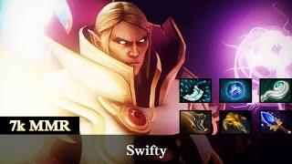 Quas-Wex-Quas Top indian Dota 2 player Swifty plays Invoker