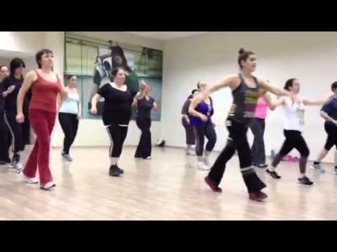 Disco le freak zumba