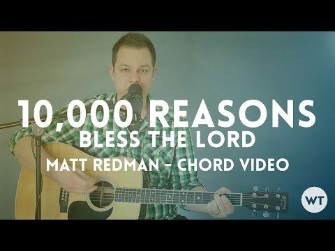 10,000 Reasons (bless The Lord) - Matt Redman - Chord Video video