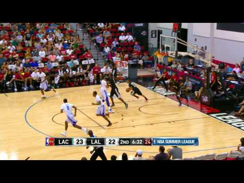Los Angeles Clippers vs Los Angeles Lakers Summer League Recap