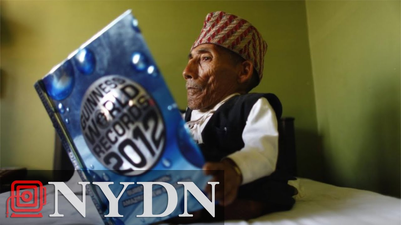 World's Smallest Man dead at 75