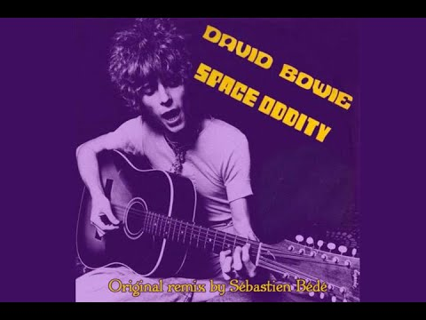 David Bowie -  Space Oddity (Sébastien Bédé Remix 1969 2009)