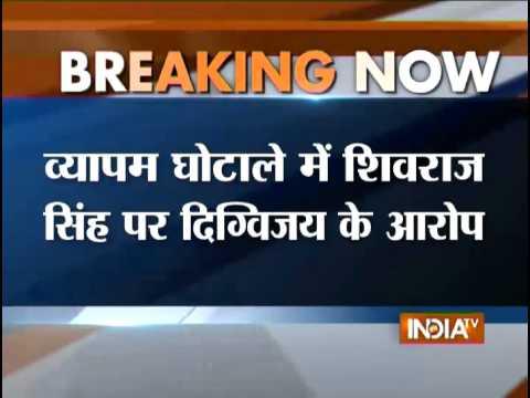 Congress takes on Shivraj Singh Chouhan