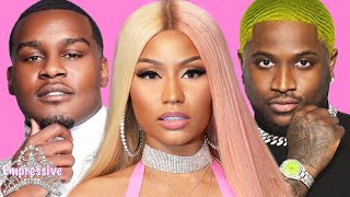 Nicki Minaj's hair stylist Tae goes off on her for replacing him with another stylist (Jonathan)