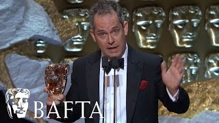 Tom Hollander wins Supporting Actor for The Night Manager   BAFTA TV Awards 2017