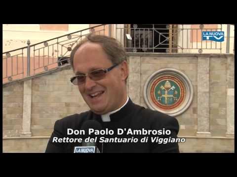 Intervista Don Paolo D'Ambrosio - Festa della Madonna del Sacro Monte di Viggiano