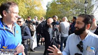 Video: God Failed. He sent Prophets who failed. So why am I going to Hell? - Abbas London vs Athiest