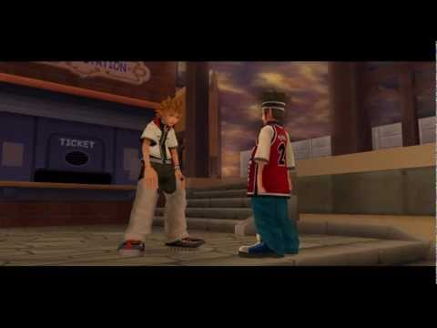 Kingdom Hearts II HD Comentado #5