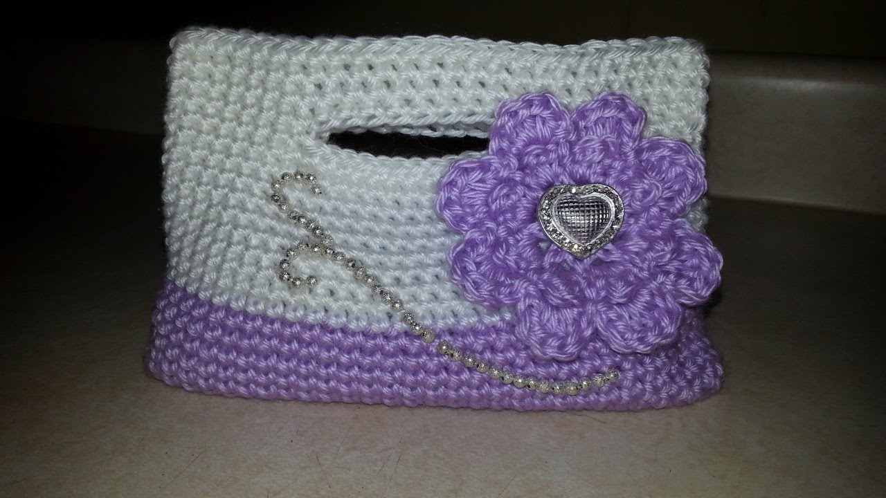 #Crochet Little Girls Handbag clutch Purse crochet ...