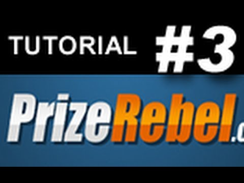 PrizeRebel Tutorial (Part 3) - How To Earn Points Outside US, UK, Canada, Australia