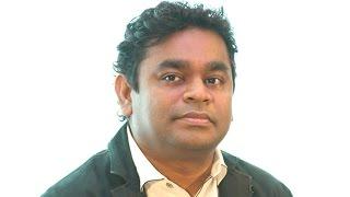 AR Rahman talks about his son