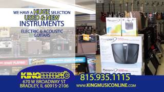 King Music Bradley, IL