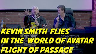 BabbleVision: Kevin Smith Flies in The World of Avatar