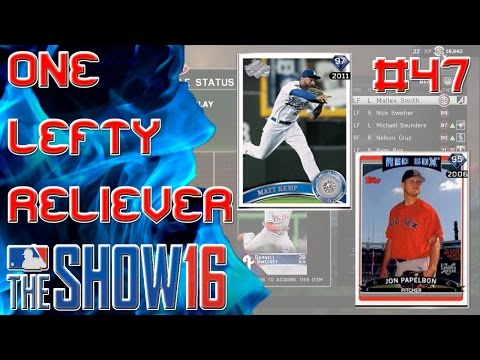 One Lefty Reliever | MLB 16 The Show Battle Royale Episode 47