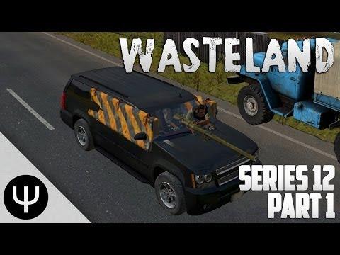 Arma 2: Wasteland Mod — Series 12 — Part 1 — Pimp My Ride! video