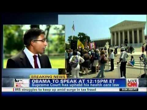 Former Obama Solicitor General On CNN:
