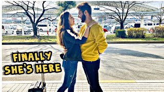 OVER A YEAR OF WAITING, SHE'S HERE || HOLIDAYS IN JAPAN - Ep.1 || NIKHIL SHRESTHA
