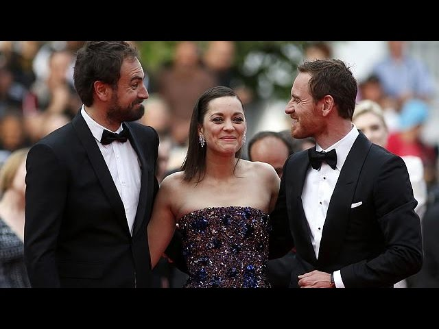 """Michael """"Macbeth"""" Fassebender encerra apresentação dos filmes candidatos à Palma de Ouro"""