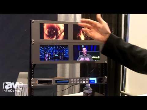 InfoComm 2014: Renewed Vision Shows ProVideoServer Broadcast Video Playout Server