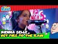 SIENNA BELLE - Adele - Set Fire To The Rain (PROGRAMA RAUL GIL)
