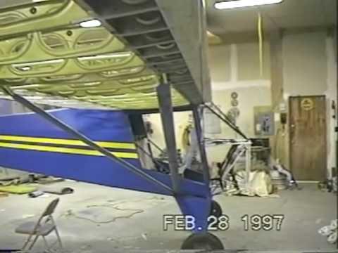 Rebuilding a 1946 Taylorcraft