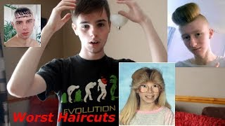 The Worst Haircuts I Could Find