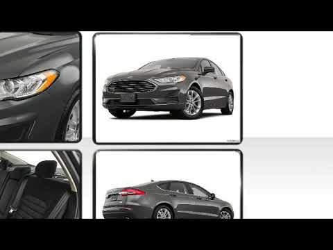 2019 Ford Fusion Video