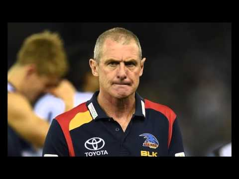 The Life And Death Of Adelaide Crows coach Phil Walsh