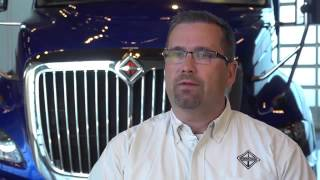 International ProStar ES - Most Fuel Efficient Truck on the Market