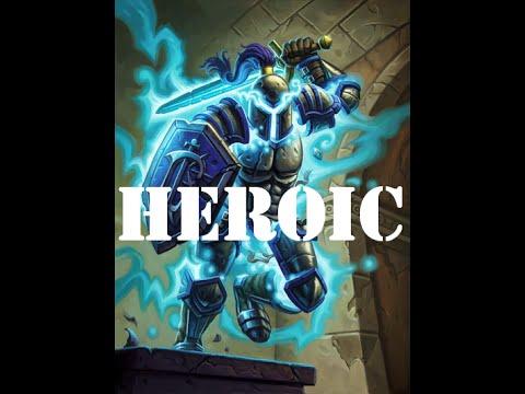 Hearthstone How to beat HEROIC Steel Sentinel Guide DRUID League of Explorers