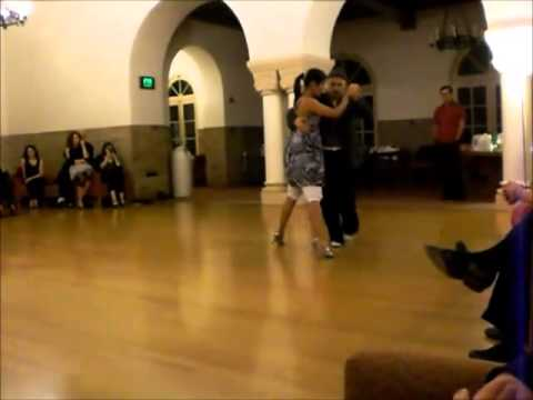 Stanford Workshop Tango Performances