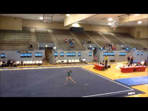 Ashley Hiller - Level 9 - Region 3 Championships - 2012
