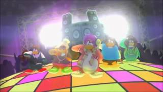 Club penguin Video musical:
