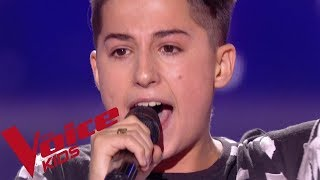 Beyoncé - Listen | Wilson | The Voice Kids France 2018 | Blind Audition