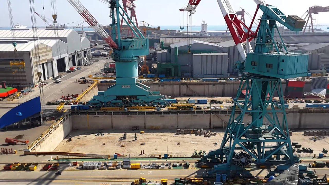 The wall street journal in-soo nam: hyundai heavy industries co