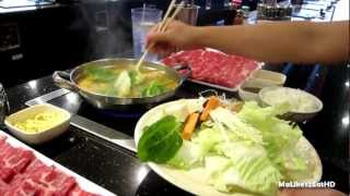 Tokyo Shabu Shabu - Yummy - How to Eat Shabu Shabu - Rowland Heights