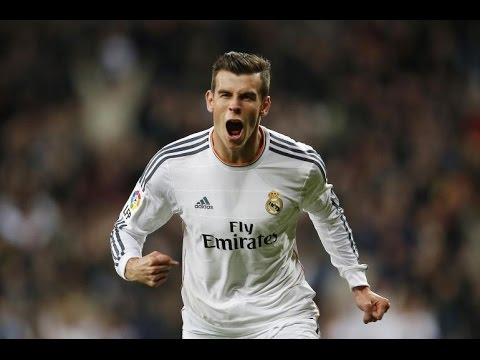Real Madrid vs Rayo 2014: Gareth Bale Amazing Solo Goal [09/11/2014]