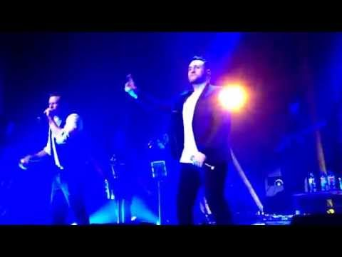 Blue - All Rise Live In Roundhouse London 29th March 2015 video
